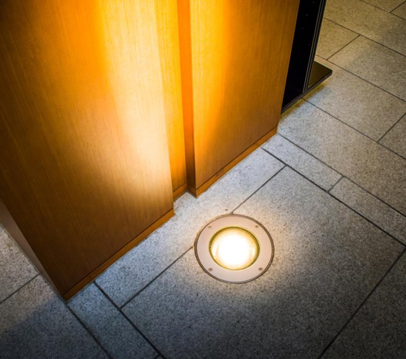 Carport Beleuchtung Bodenleuchte
