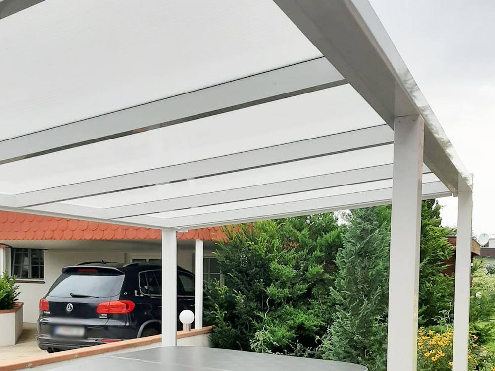Aluminium Terrassendach