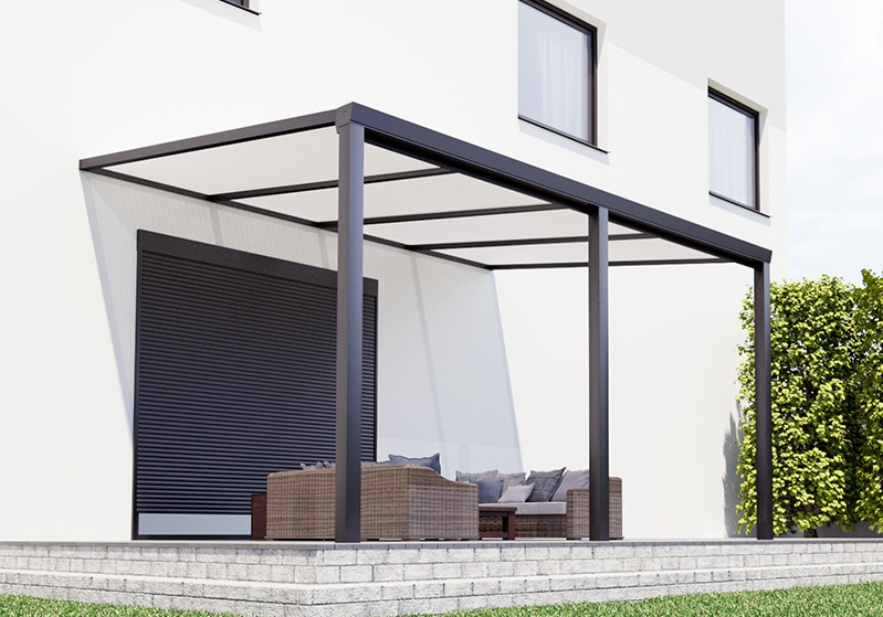 Terrassenüberdachung CC90